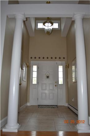 South Chatham - close to Ridge Cape Cod vacation rental - Front Entrance