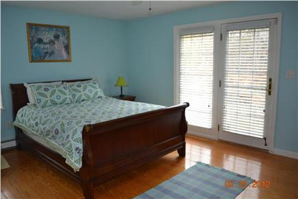 South Chatham - close to Ridge Cape Cod vacation rental - Master BR
