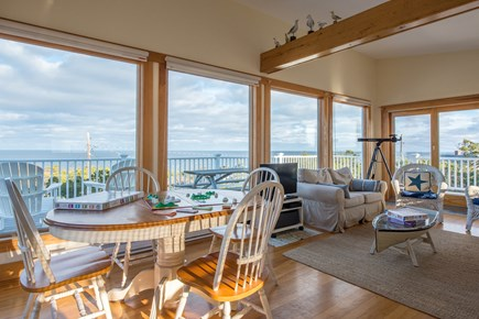 South Wellfleet Cape Cod vacation rental - Living Area