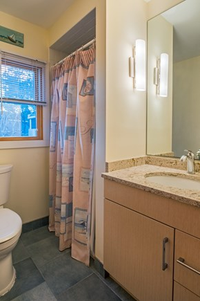 South Wellfleet Cape Cod vacation rental - Bath