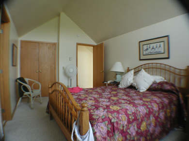 Provincetown Cape Cod vacation rental - Upstairs Master Bedroom