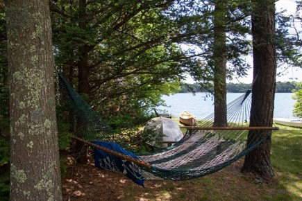 Marstons Mills Marstons Mills vacation rental - Relax on your own Private Beach With Boats