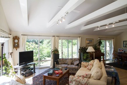 Marstons Mills Marstons Mills vacation rental - Great Room Looks out on Water