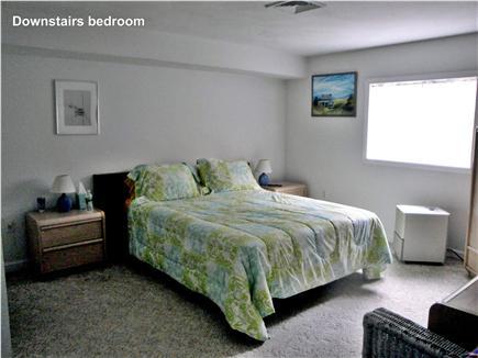 Wellfleet Cape Cod vacation rental - Downstairs Bedroom
