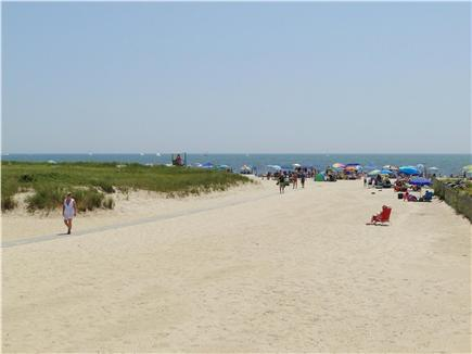 Harwich Port at Bank St. Beach Cape Cod vacation rental - Only seconds to Beautiful Bank Street Beach