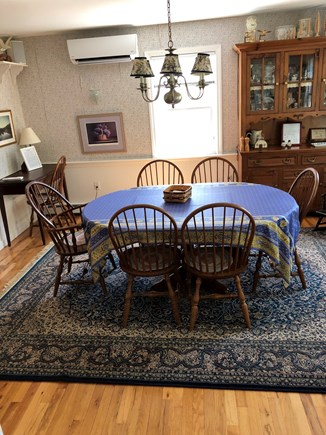 Eastham Cape Cod vacation rental - Dining room...in case you might want to eat indoors for a change!