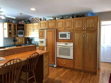 Eastham Cape Cod vacation rental - Large, well equipped kitchen designed for those who love to cook!