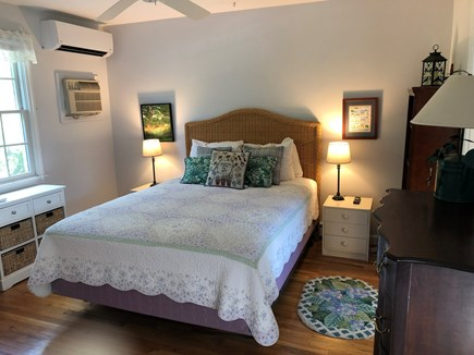 Eastham Cape Cod vacation rental - Beach Plum room, queen bed, private bath, HDTV, first floor