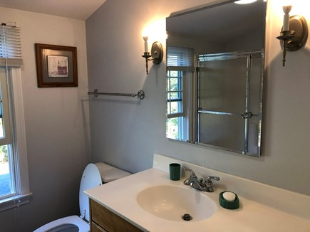 Eastham Cape Cod vacation rental - Beach Rose private bathroom, tub/shower combination