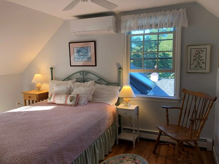 Eastham Cape Cod vacation rental - Beach Rose room, queen bed, whimsical, Smart TV, pvt bath, 2nd fl