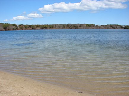 Eastham Cape Cod vacation rental - Beautiful Boat Meadow Beach on Cape Cod Bay just 1/2 mile away!