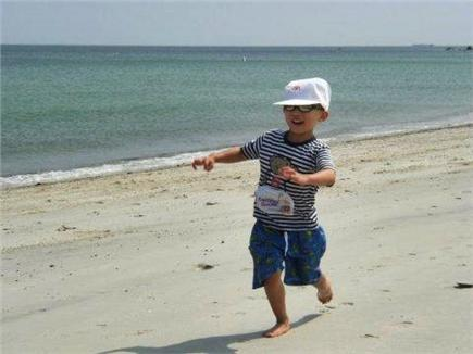 Plymouth MA vacation rental - White Horse Beach directly across the street