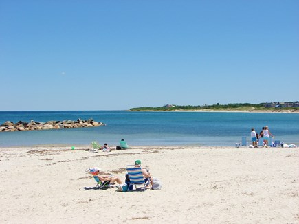 Dennis Cape Cod vacation rental - Beautiful Corporation Beach 2 miles away from cottage