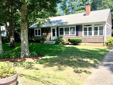 Dennis Cape Cod vacation rental - Front of home on low traffic, quiet street