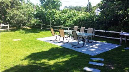 West Yarmouth Cape Cod vacation rental - Patio for dining and relaxing