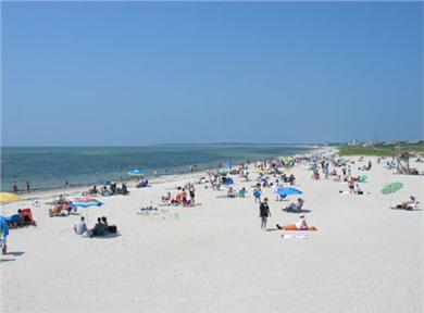 West Yarmouth Cape Cod vacation rental - Sea Gull Beach is Cape Cod's Largest Public Beach