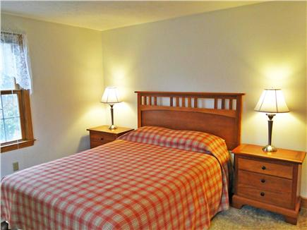 East Falmouth Cape Cod vacation rental - Queen bedroom on first floor