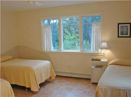 Wellfleet, Indian Neck Cape Cod vacation rental - Three twin beds - great for teens and tweens