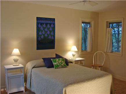 Wellfleet, Indian Neck Cape Cod vacation rental - Double bed and twin bed - perfect for family