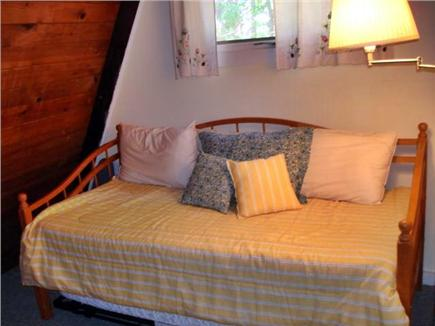 Wellfleet Cape Cod vacation rental - Bedroom on entry level