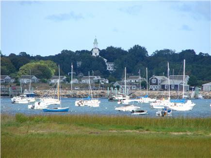 Wellfleet Cape Cod vacation rental - Wellfleet Harbor