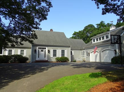 Brewster Cape Cod vacation rental - Lovely setting on a quiet street, access to hike into Nickerson