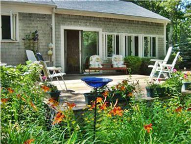 East Falmouth Cape Cod vacation rental - Falmouth Vacation Rental ID 9878