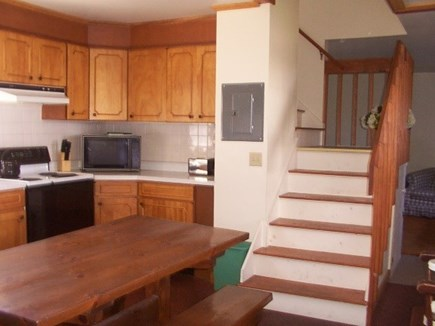 Provincetown Cape Cod vacation rental - Kitchen