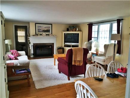 Harwichport Cape Cod vacation rental - Living Room