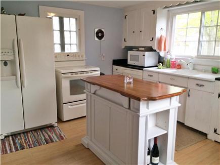 Harwichport Cape Cod vacation rental - Kitchen