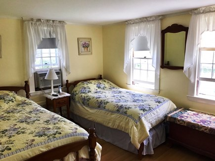 Chatham Cape Cod vacation rental - 1st floor bedroom with two twin beds