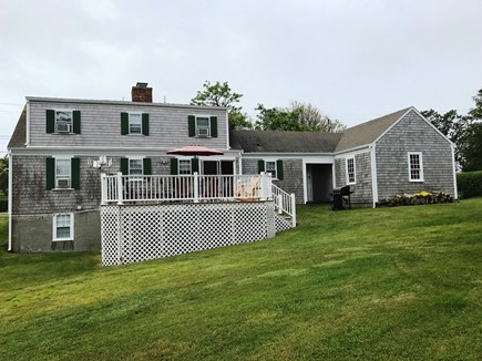 Chatham Cape Cod vacation rental - Rear view of house from yard