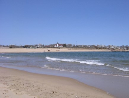 Chatham Cape Cod vacation rental - View of Lighthouse Beach .5 miles