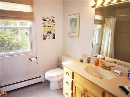 Brewster Cape Cod vacation rental - 1st Floor Bathroom