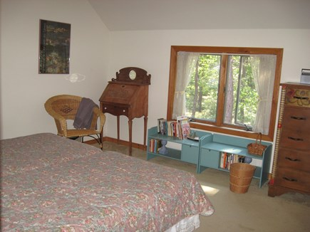Wellfleet, Ocean side of Route 6 Cape Cod vacation rental - Other upstairs bedroom also has twin beds