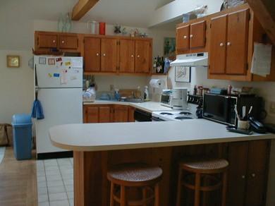 Wellfleet, Ocean side of Route 6 Cape Cod vacation rental - Kitchen