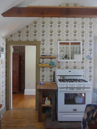 Eastham Cape Cod vacation rental - Entering the large hallway from the kitchen