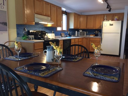 Chatham Cape Cod vacation rental - Large kitchen
