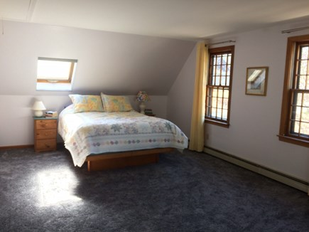 Chatham Cape Cod vacation rental - Bedroom on second floor with private deck