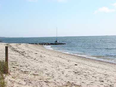 Chatham Cape Cod vacation rental - Pleasant Street Beach is one mile away