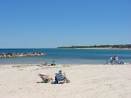 South Dennis Cape Cod vacation rental - Corporation Beach nearby