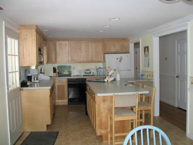 South Yarmouth Cape Cod vacation rental - New Birch Kitchen