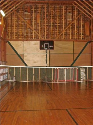 South Dennis Cape Cod vacation rental - Huge Badminton court – great for kids and adults