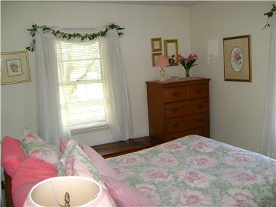 Falmouth Cape Cod vacation rental - Front Bedroom w/ 2 dressers & a Closet