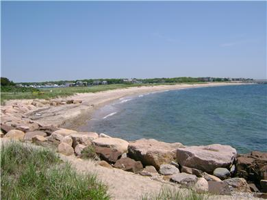 Falmouth Cape Cod vacation rental - Private Association Beach 10-min. Walk from the House!