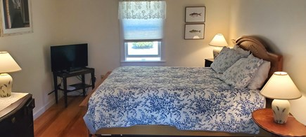 East Orleans Cape Cod vacation rental - Bedroom 1: Queen size bed