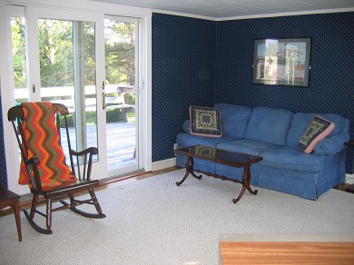 East Orleans Cape Cod vacation rental - Living Room - All floors recently refinished