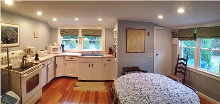 East Orleans Cape Cod vacation rental - Kitchen - newly painted.