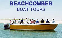 Beachcomber Boat Tours