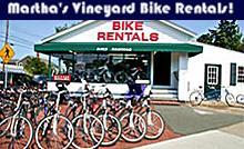 Martha S Bike Rentals Vineyard Haven In Martha S Vineyard